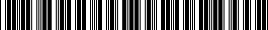 Barcode for PTS3248090PB